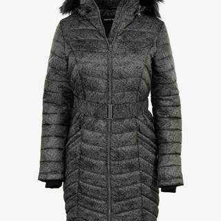 Kabát Alpine Pro Nayda Šedá
