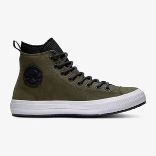 Topánky Converse Chuck Taylor All Star Utility Draft Boot Hnedá